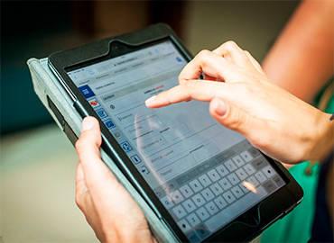 Внедрение Мобильной торговли